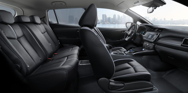 Podčiarknite svoj štýl novým Nissanom Leaf