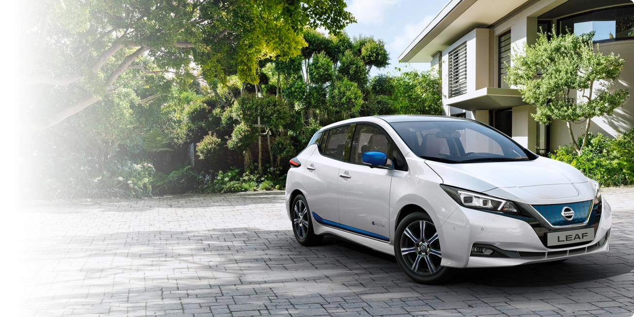 Príslušenstvo pre Váš nový Nissan Leaf pre 100 % elektrický štýl