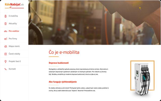 3. Web portál