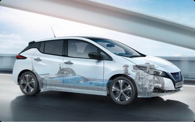 Záruka 8 rokov/160 000 km na batériu nového Nissanu Leaf